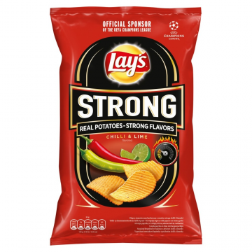 Chipsy Lays Strong...