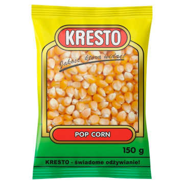 KRESTO Pop corn 150 g